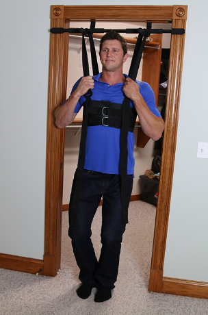 decompression vest sciatica