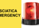 sciatica medical emergency