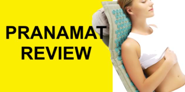 Acupressure Mat Benefits Pranamat Acupuncture Mat Review