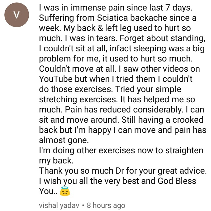 sayonara sciatica reviews
