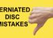 how to fix a herniated disc sciatica recovery