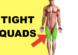 patellar tendonitis exercises stretches tight quads jumpers knee