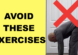 herniated disc exercises sciatica exercises slipped disc
